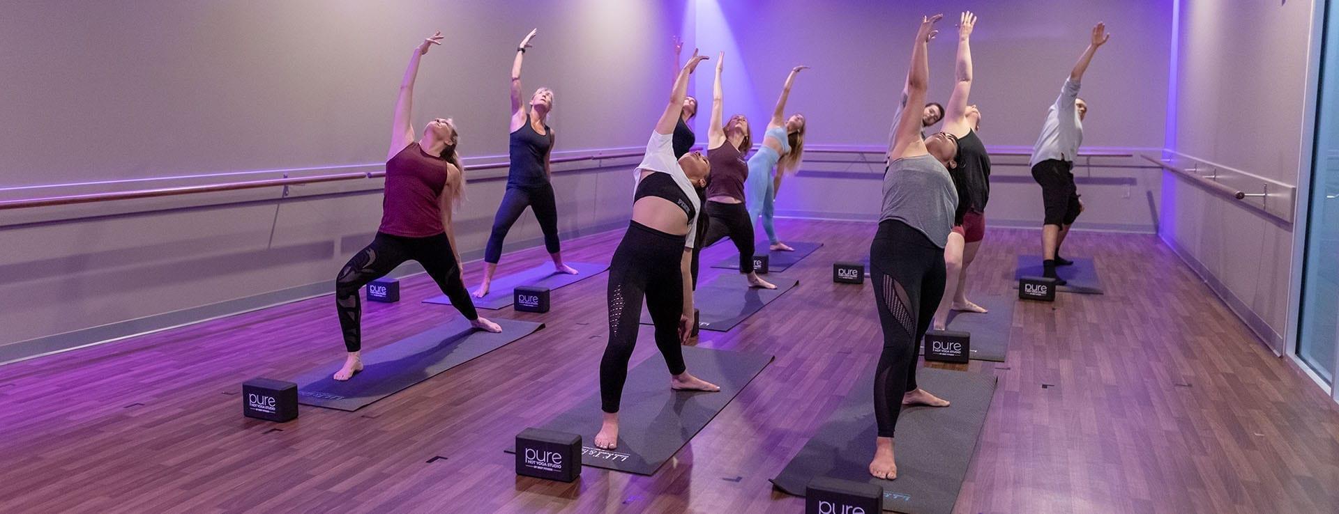 yoga class in best gym studios fitness class