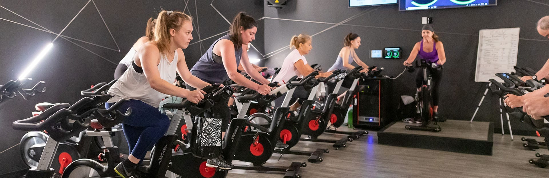 best spin class at modern gym in springfield
